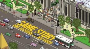 Game Story : paresse au Grand Palais