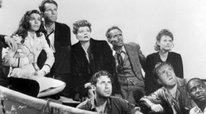 Lifeboat (Alfred Hitchcock, 1956) : survie en huis clos