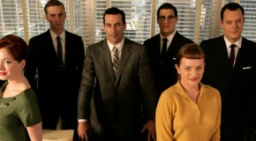 Mad Men, saison 1 : fils de pub