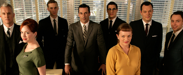 mad men saison 1
