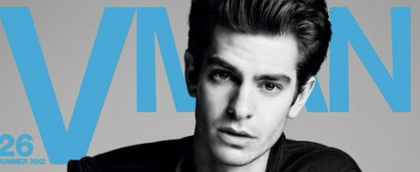 Andrew Garfield : charme sensible