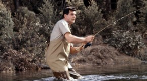 Le sport favori de l'homme (Howard Hawks, 1964) : Rock Hudson, sacré poisson