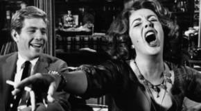 Qui a peur de Virginia Woolf ? (Mike Nichols, 1967) : couple monstre