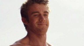 Robert Buckley (Brian, 666 Park Avenue) : le regard du mâle