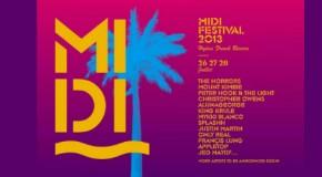 MIDI FESTIVAL 2013, Jour 2 : éclectisme au soleil