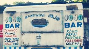 Mocke, Sandwich mostla Jojo tape : guitare de rêve
