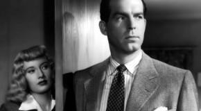 Assurance sur la mort (Billy Wilder, 1944) : attiré par le noir