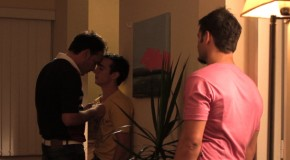 El Tercero (Rodrigo Guerrero, 2014) : beauté d'un plan à 3 gay