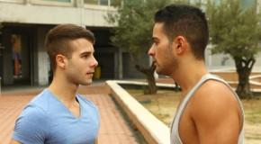 City Boys de Lucio Saints : web série gay porno espagnole