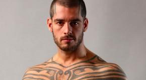Logan McCree : l'ultra tatoué porno boy