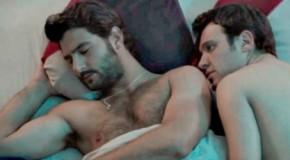 Cuatro Lunas de Sergio Tovar Velarde (2014) : étapes de la vie gay