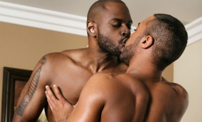 black gay dominateur