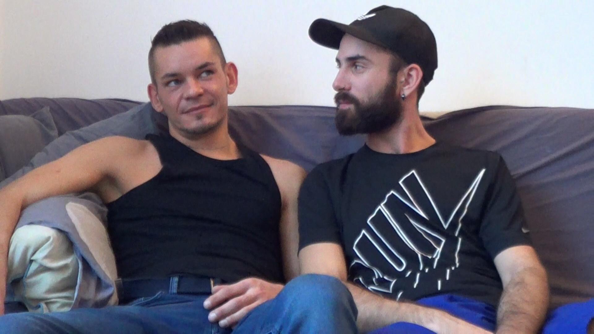 hetero experience homo rebeu gay dominateur